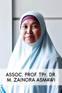 Assoc. Prof. TPr. M. Zainora Asmawi