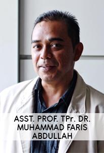 Asst. Prof. TPr. Dr. Muhammad Faris Abdullah