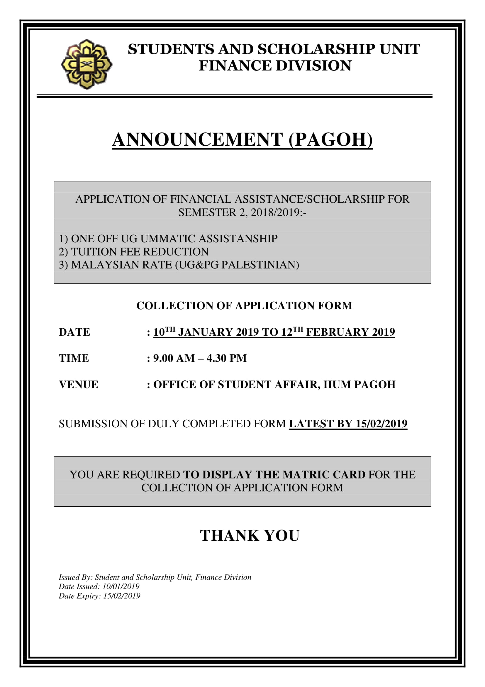 IFAC ANNOUNCEMENT PAGOH PDF-1