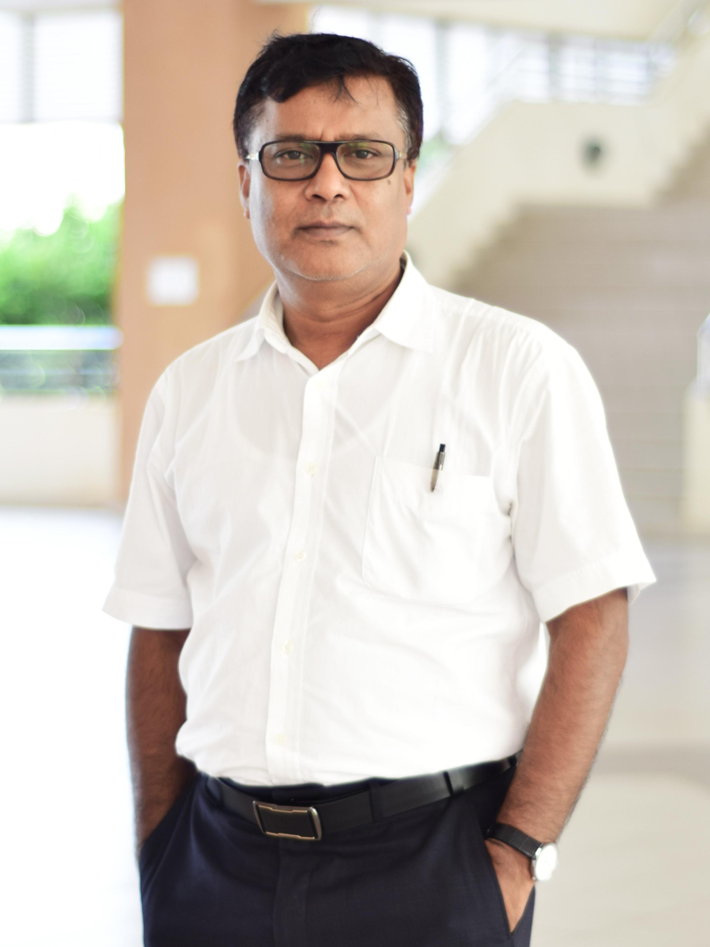 Professor Dr. Md. Zaidul Islam Sarker