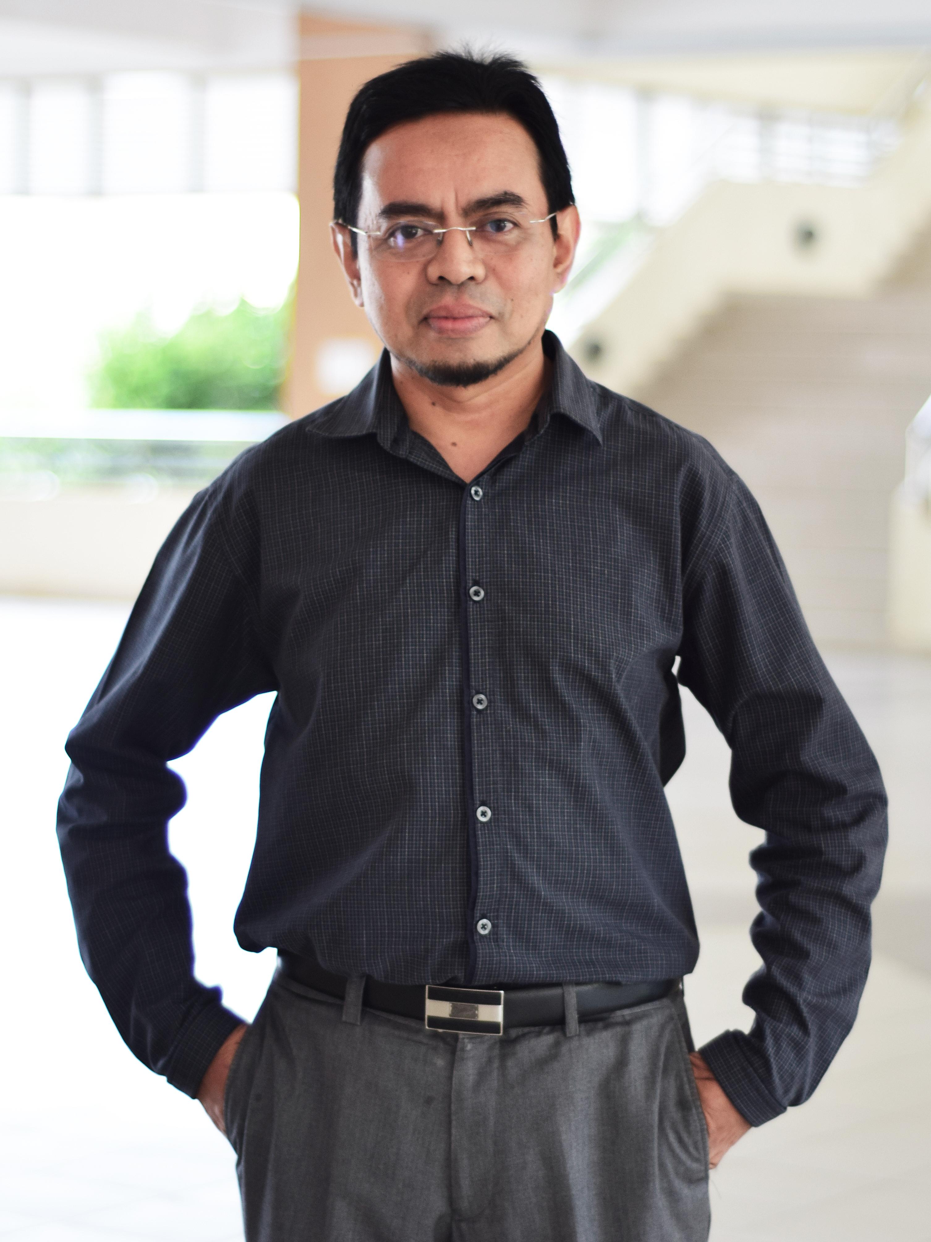 Assistant Professor Dr.Mohd. Rushdi Abu Bakar