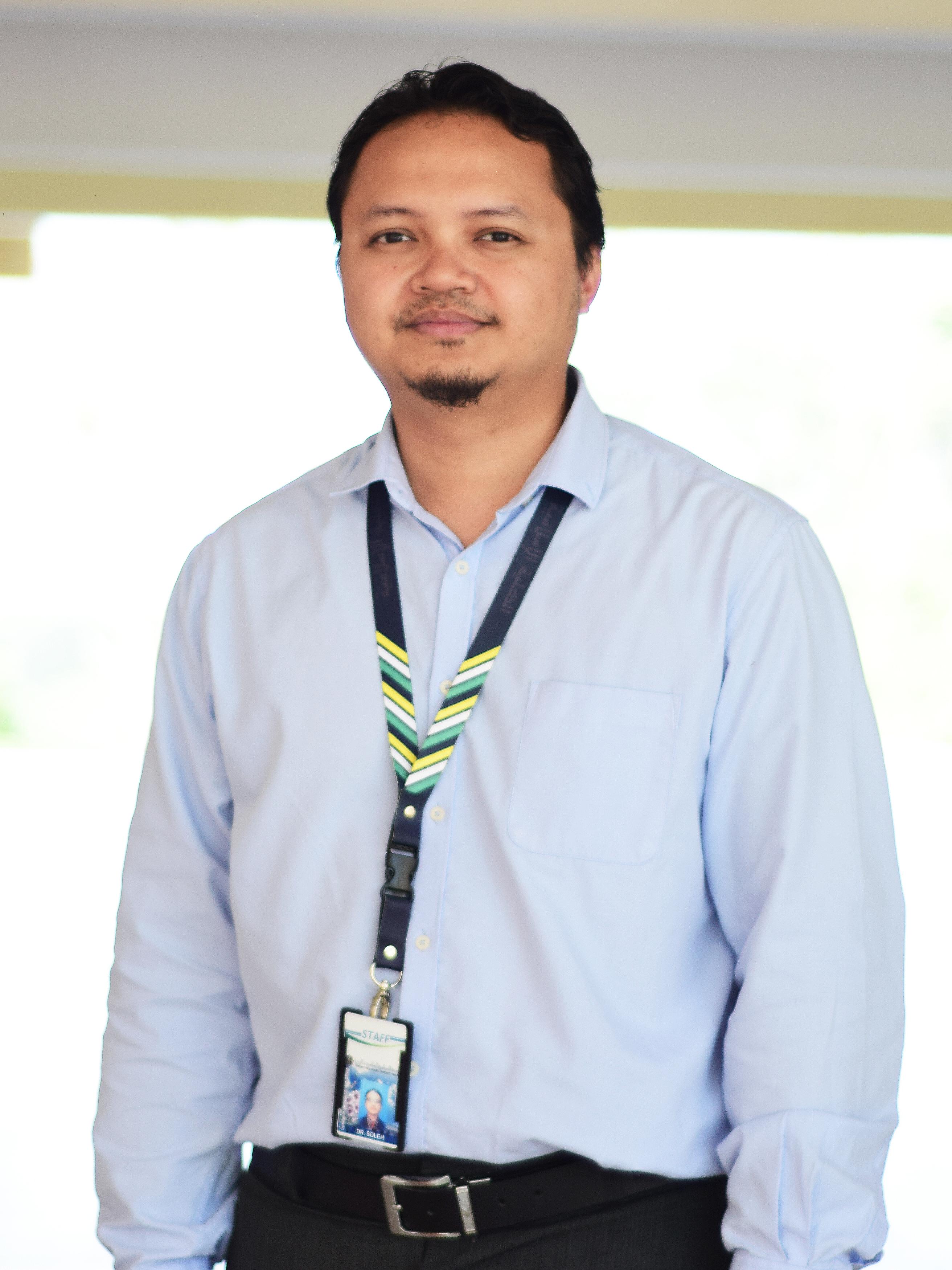 Assistant Professor Dr.Muhammad Salahuddin Haris