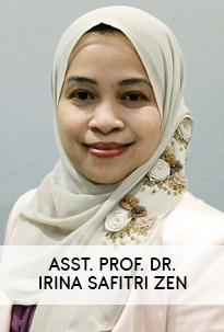 Asst. Prof. Dr. Irina Safitri Zen
