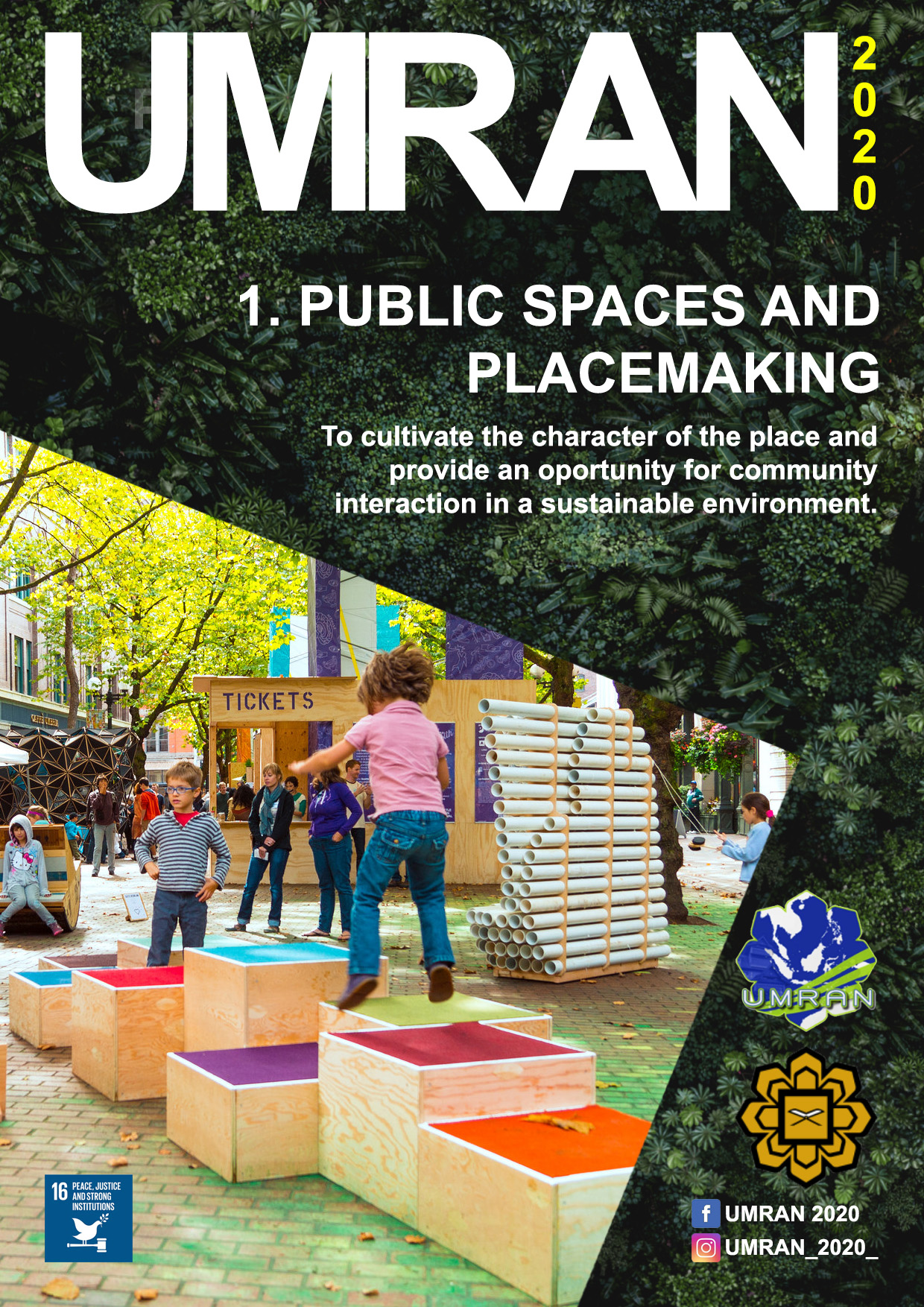 UMRAN 2020: Public Spaces and Placemaking