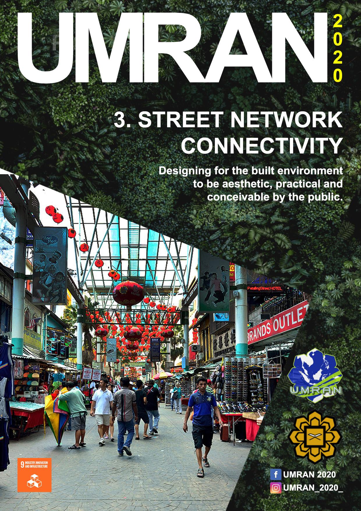 UMRAN 2020: Street Network Connectivity