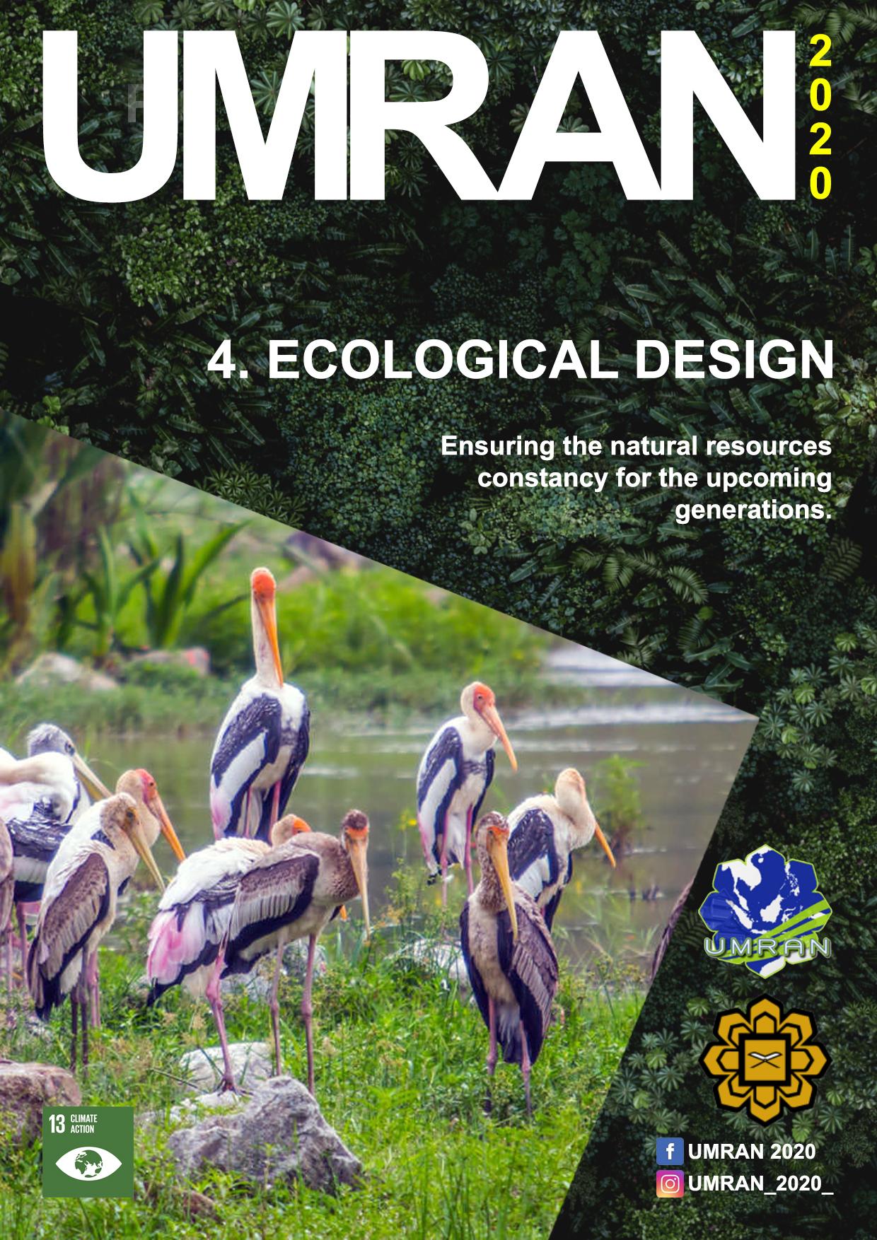UMRAN 2020: Ecological Design