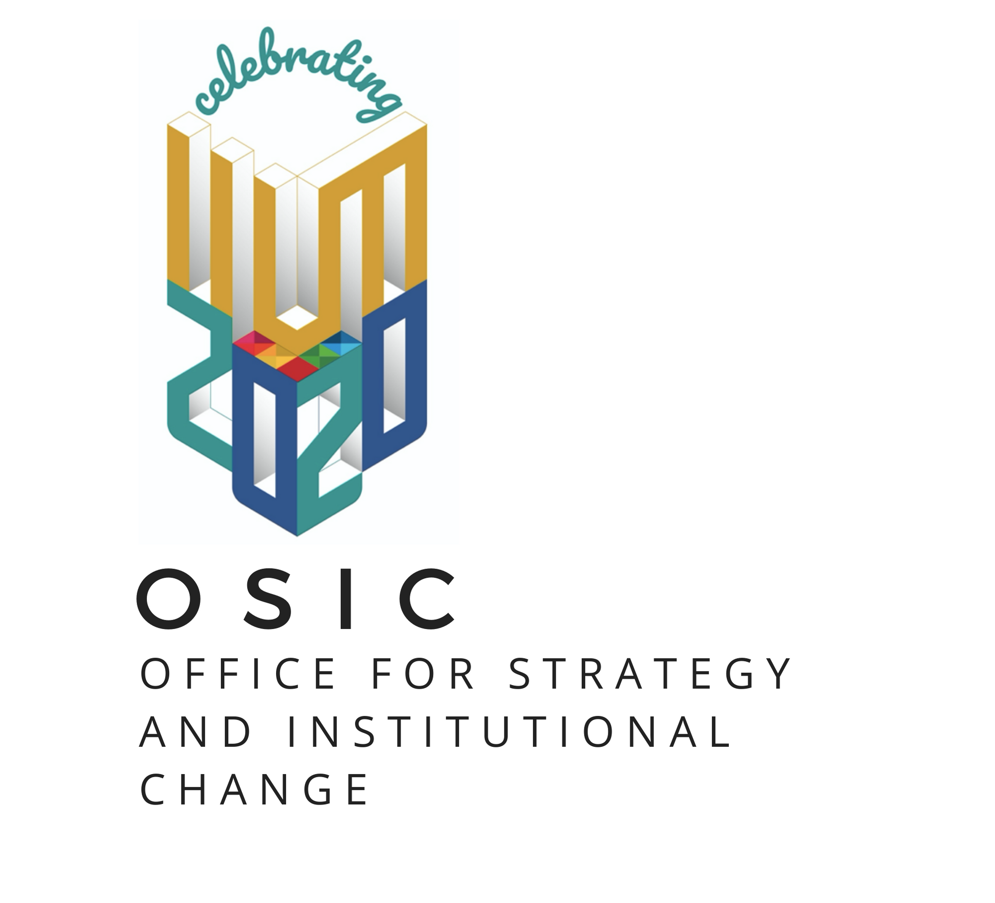 OFFICE FOR STRATEGY AND INSTITUTIONAL CHANGE