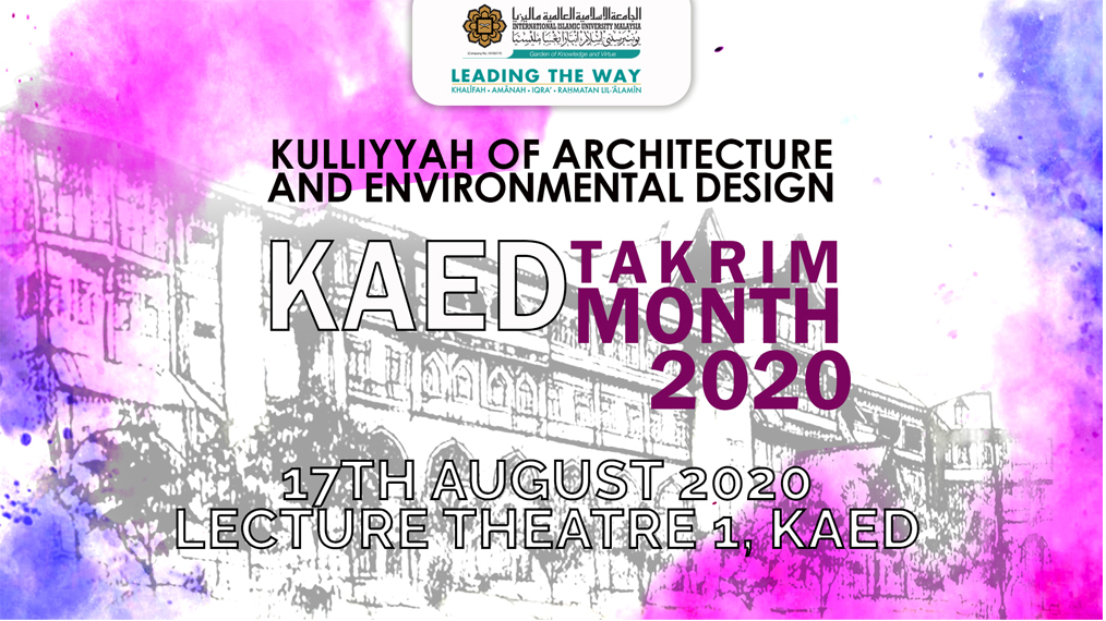 KAED Takrim Month 2020