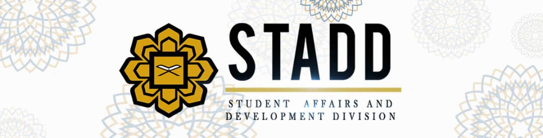STUDENT AFFAIRS AND DEVELOPMENT DIVISION