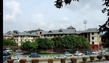 MAHALLAH UTHMAN IBN AFFAN (RESIDENTIAL COLLEGE)