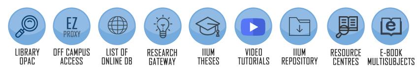 IIUM Rounded Icons