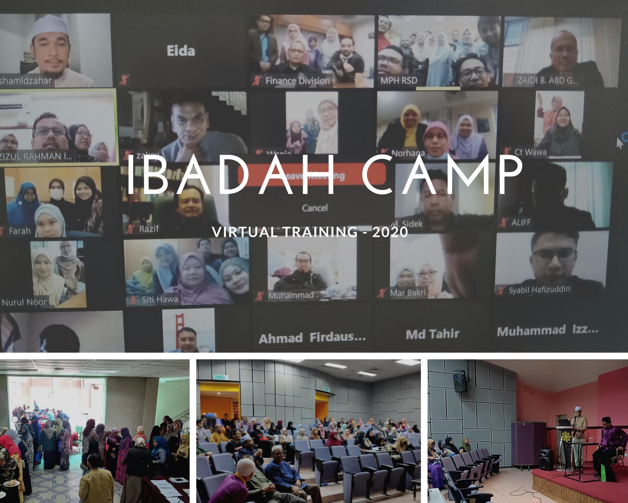 Ibadah Camp 2020