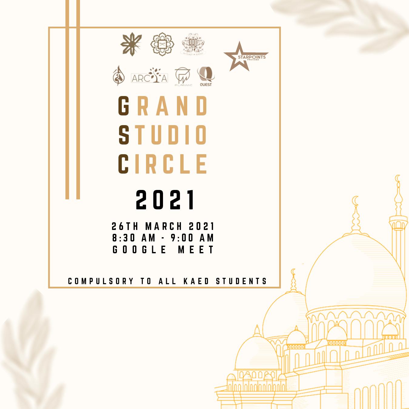 Grand Studio Circle 2021
