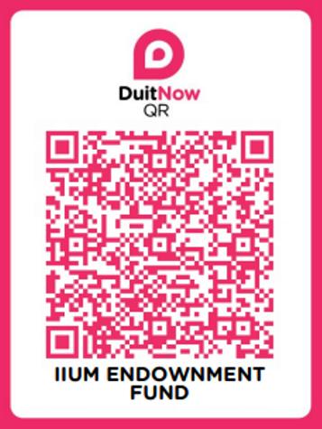 Duit Now QR IIUM Endowment Fund