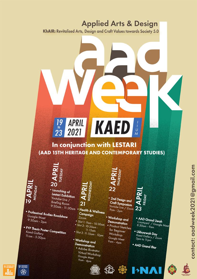 AAD Week 2021