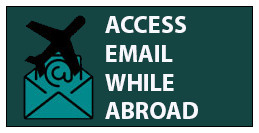 Access Email While Abroad