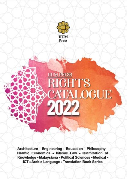 IIUM Press Rights Catalogue 2022