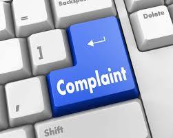 Complaint/Suggestion Form