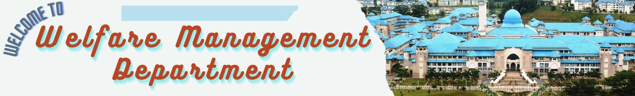 Welfare Management Department