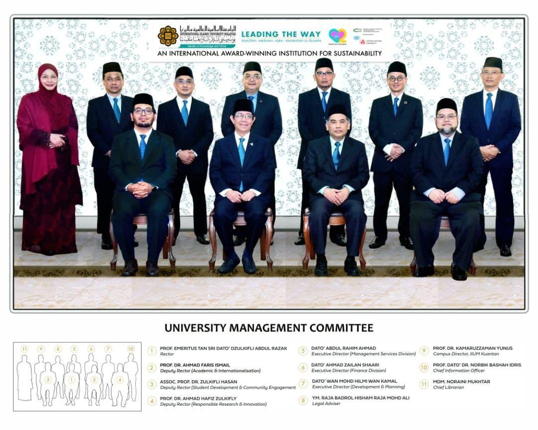 UMC 240521: Members as of 24 May 2021