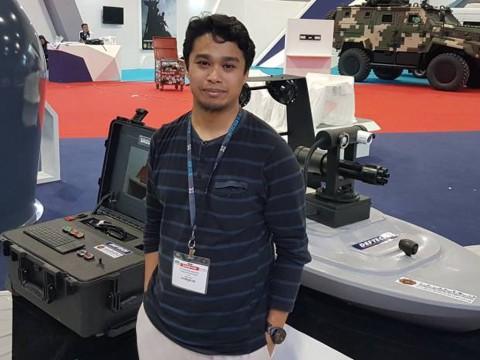 DSA 2018: DefTech advances unmanned technology