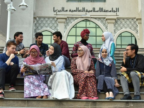50 Philippines Muslim youth leaders join Malaysia education tour