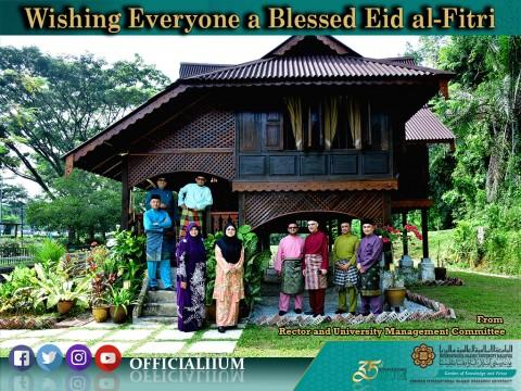 Eid-Fitri Wish