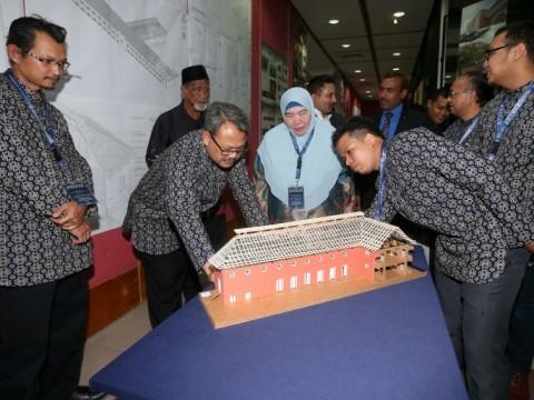 Exhibition on heritage studies