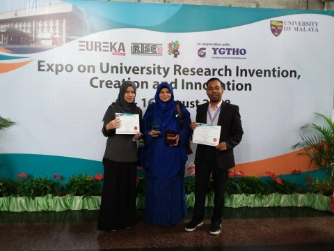 Congratulations to IIUM E-Diwan team won the Professional Special Award