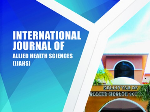 Invitation to Submit Articles to the International Journal of Allied Health Sciences (IJAHS)