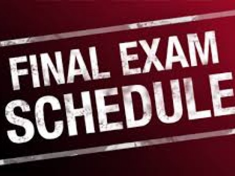 NOTICE ON CHANGE OF VENUES ON END-OF-SEMESTER-EXAMS SEMESTER 1, 2018/2019