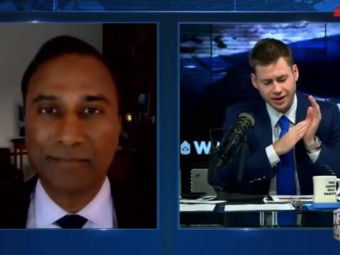 Dr. Shiva Ayyadurai Stops Harvard's Selling of Tamil Professorship