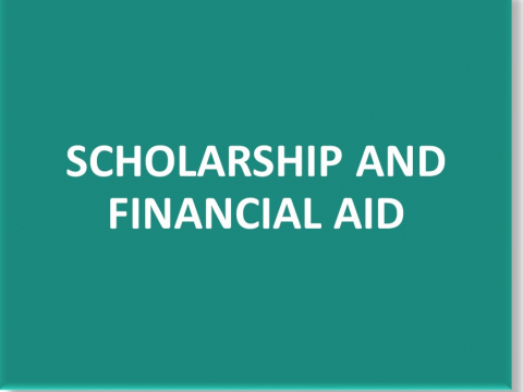 Application of Financial Assistance/Scholarship for Semester 2 2018/2019 (Pagoh)