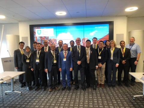 Ministry of Education Malaysia Visit to United Kingdom