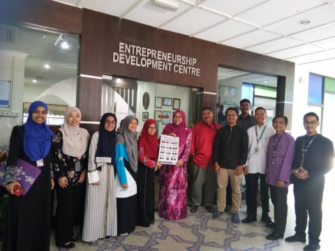 8 Feb 2019-SRC visit to the Office of EDC