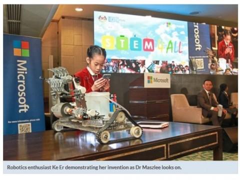 STEM4ALL to transform education