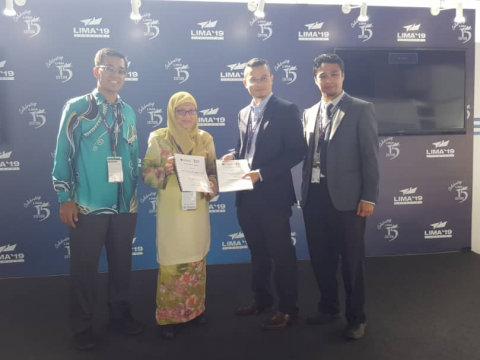 Memorandum of Agreement (MoA) Signing Ceremony between International Islamic University Malaysia (IIUM) and Temasek Hidroteknik Sdn. Bhd.