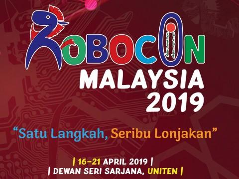 ROBOCON Malaysia 2019