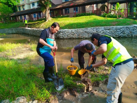 IIUM FLAGSHIP: RIVER OF LIFE