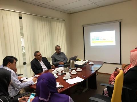 A courtesy visit to HDC Kuala Lumpur