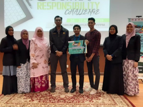 "KOP Student Announced as the Winner of ""The Real Business Challenge Cohort II 2019"""
