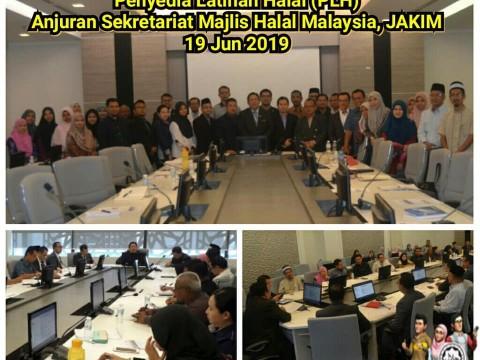 """Breakfast Talk"" with Penyedia Latihan Halal (PLH)"