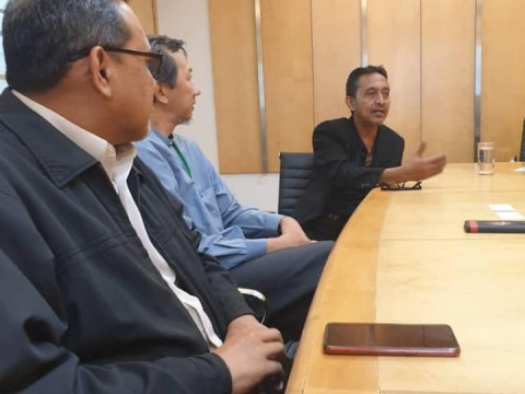 ​A Meeting on Halal Business Consultancy With Berjaya Group