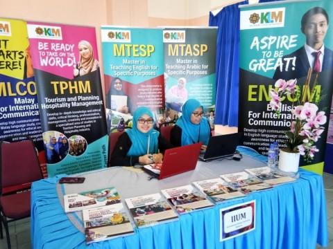 IIUM Pagoh : Kulliyyah Promotion March 2019  - July 2019