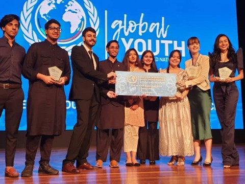 IIUM Wins Awards at Global Youth Model United Nations Conference 2019