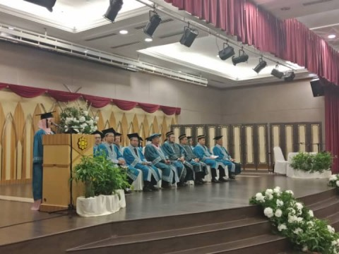 MBBS Oath Taking Ceremony 2019
