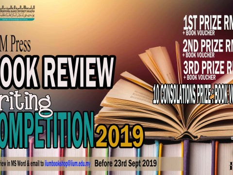 IIUM Press Book Review Writing Competition 2019