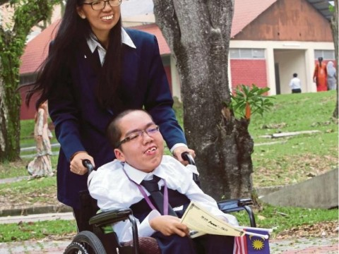  Ensuring better access to education for the disabled