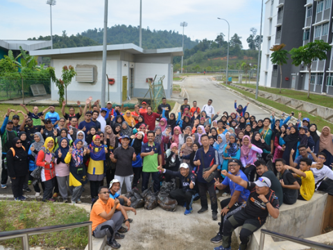 CFS BIG MERDEKA WALK 2019