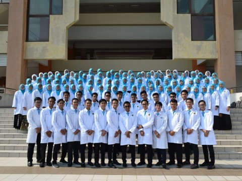 Kulliyyah of Pharmacy RX18 White Coat Ceremony 2019